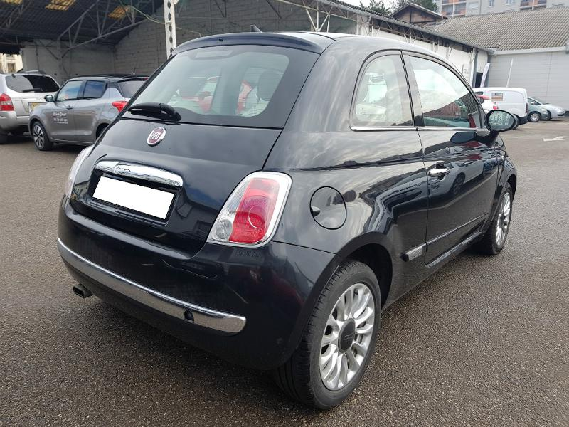 fiat 500 berline 1 2 8v 69ch lounge vente voiture villeurbanne richard drevet automobiles. Black Bedroom Furniture Sets. Home Design Ideas