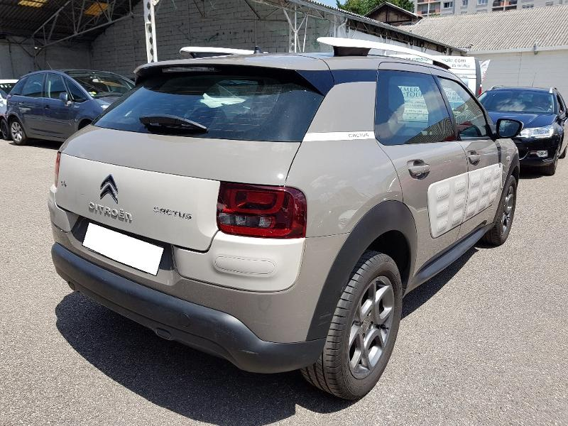 citroen c4 cactus break puretech 82 feel edition richard drevet automobiles. Black Bedroom Furniture Sets. Home Design Ideas