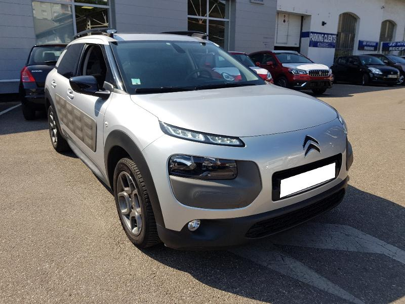citroen c4 cactus break puretech 110 shine s s richard drevet automobiles. Black Bedroom Furniture Sets. Home Design Ideas