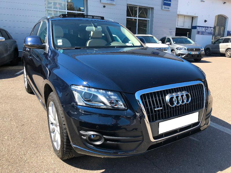 audi q5 break 2 0 tdi 170ch fap start stop avus quattro vente voiture villeurbanne richard. Black Bedroom Furniture Sets. Home Design Ideas