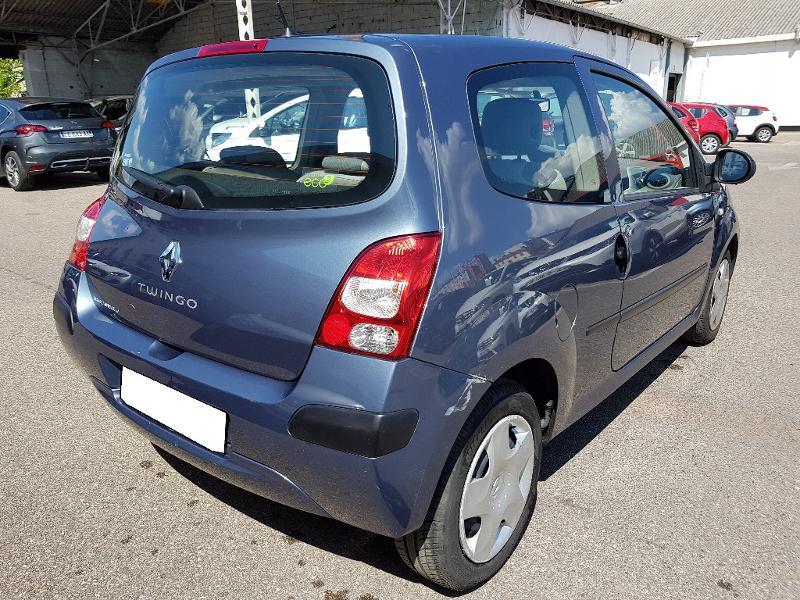 renault twingo berline 1 2 16v 75ch expression quickshift vente voiture villeurbanne richard. Black Bedroom Furniture Sets. Home Design Ideas