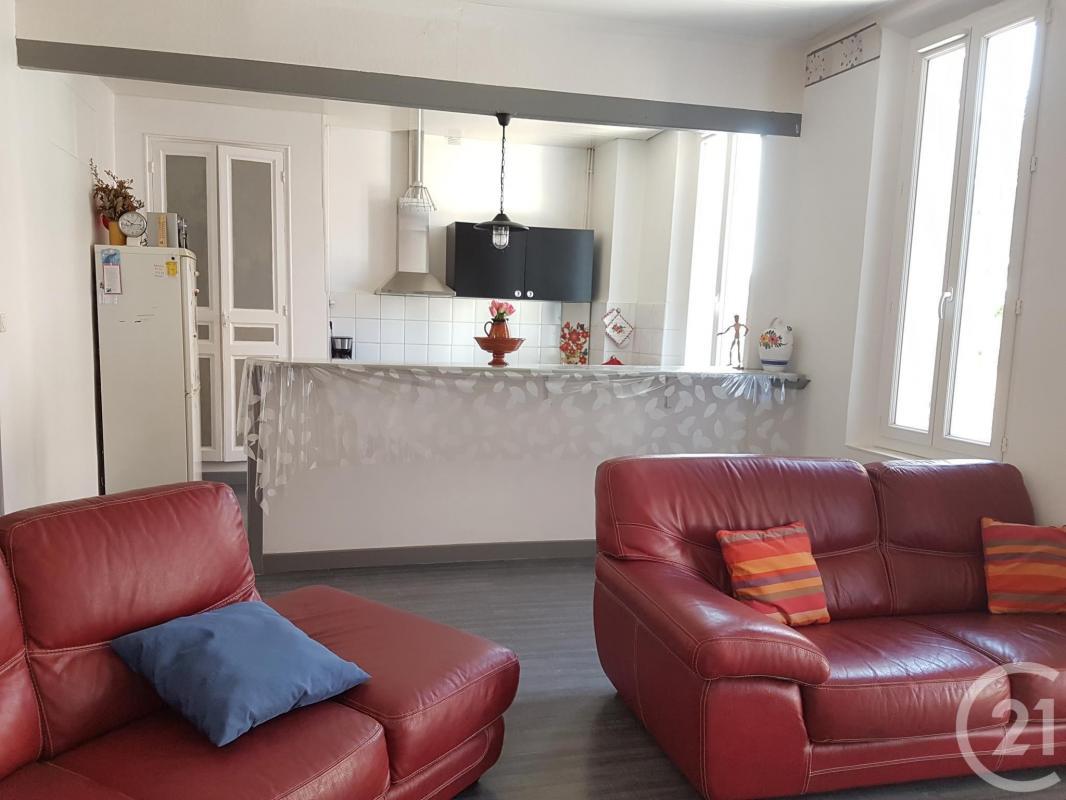 Appartement T3 Toulon faibles charges terrasse plein sud
