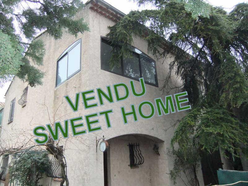 VILLA T4 GAREOULT au coeur du village avec possibilité deuxième logement