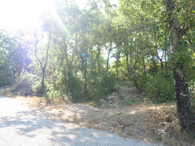 TERRAIN CONSTRUCTIBLE Brignoles BRIGNOLES, terrain au calme avec vue imprenable
