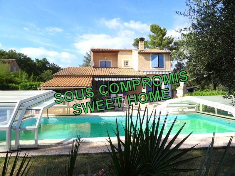VILLA T5 GAREOULT provençale avec piscine