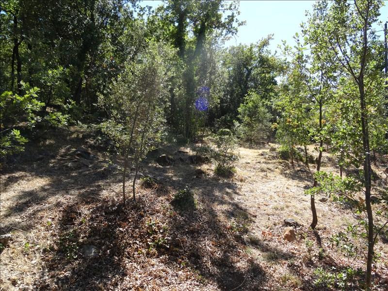 VILLA T4 GAREOULT sur un beau terrain boisée.