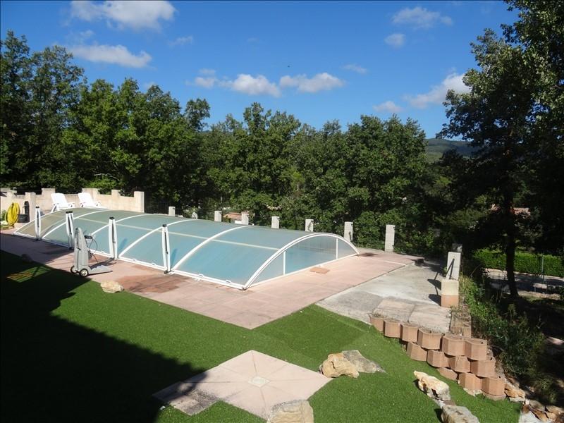 VILLA T4 GAREOULT avec piscine et vue dégagée.