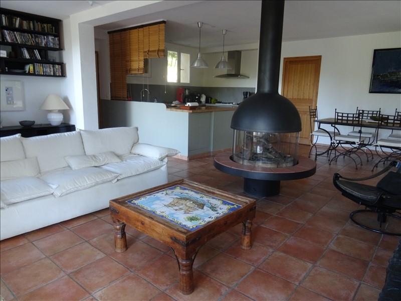 VILLA T6 LA ROQUEBRUSSANNE sur plus de 5 hectares, environnement privilegié.