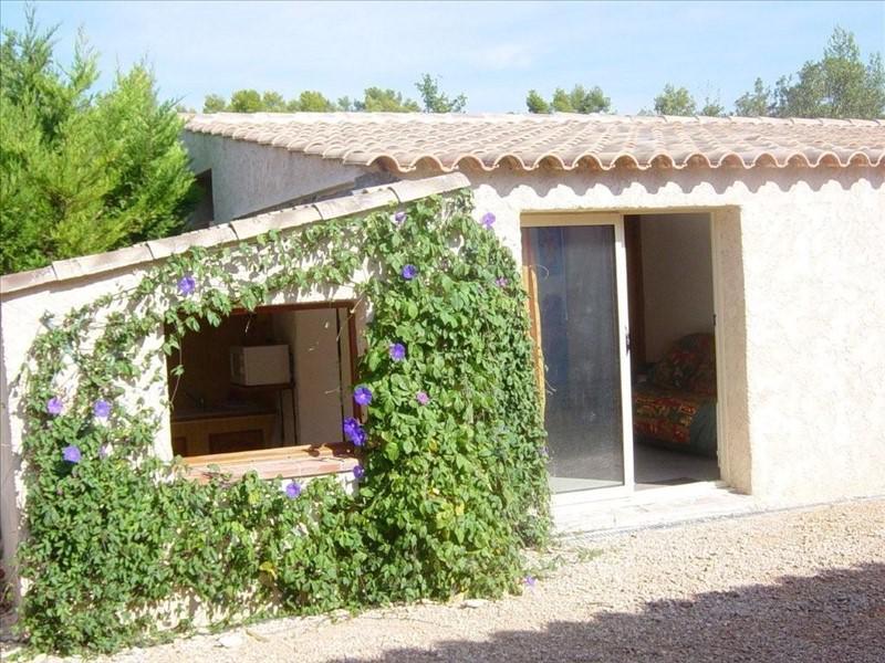 VILLA T6 GAREOULT superbe terrain aménagé pour cette villa avec dépendances. Calme assuré!