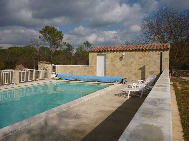 MAISON INDIVIDUELLE T6 ROCBARON en pleine nature, avec studio indépendant et grand terrain.