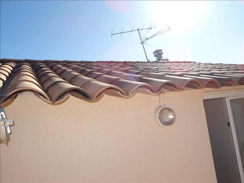 APPARTEMENT T3 FORCALQUEIRET avec terrasse tropezienne