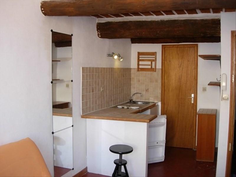 Aix-en-Provence centre ville studio meublé de 17.81m²