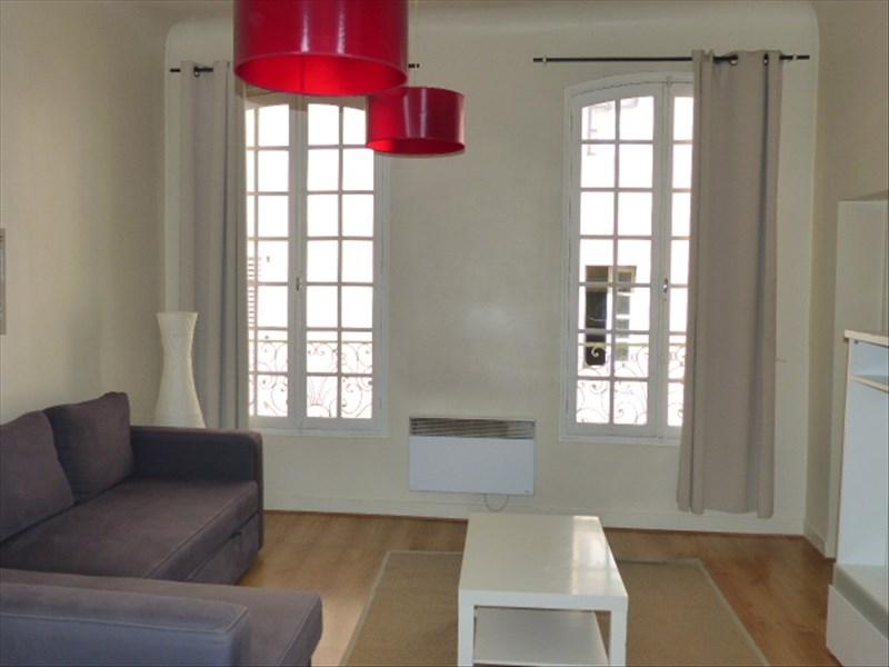 Aix en Provence centre ville T2 meublée