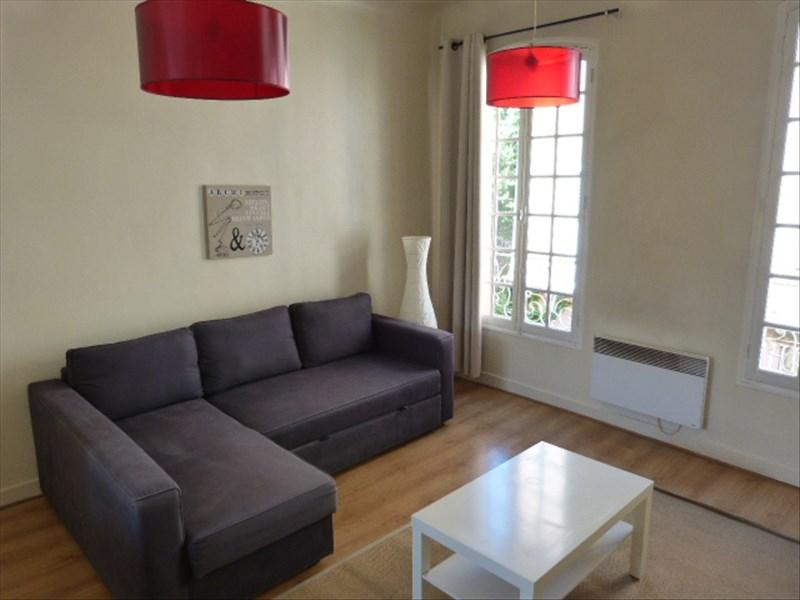 Aix-en-Provence centre ville beau T2 meublée