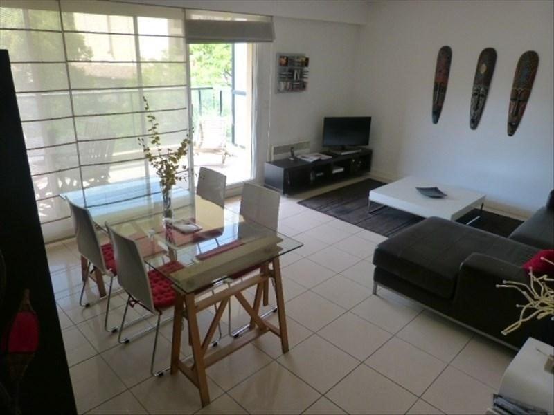 Aix en Provence aux Allées Provençales T3 meublé avec terrasse et garage