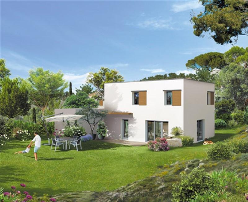 sous compromis - Une maison Neuve à Bouc Bel Air avec Garage et Jardin