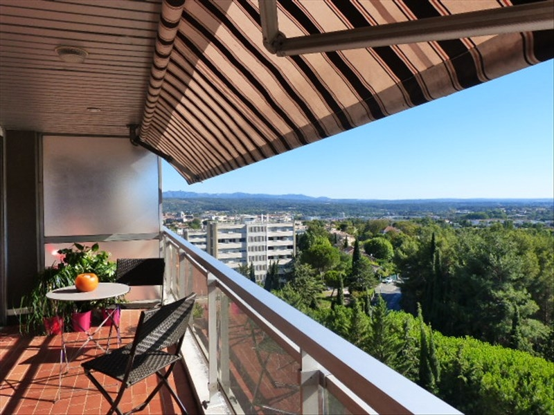 Un T3 de 83m² avec  terrasse, parking et garage à Aix en Provence