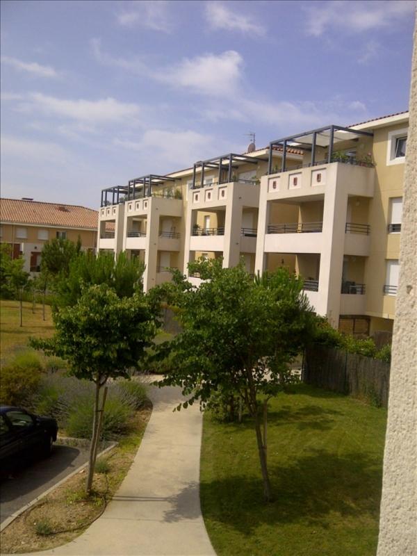 Aix en Provence la Duranne un T2 avec balcon et box fermé