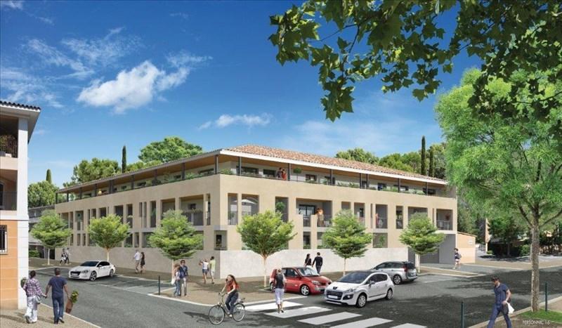 Appartement  T4 avec 2 terrasses au dernier étage proche d'Aix en Provence