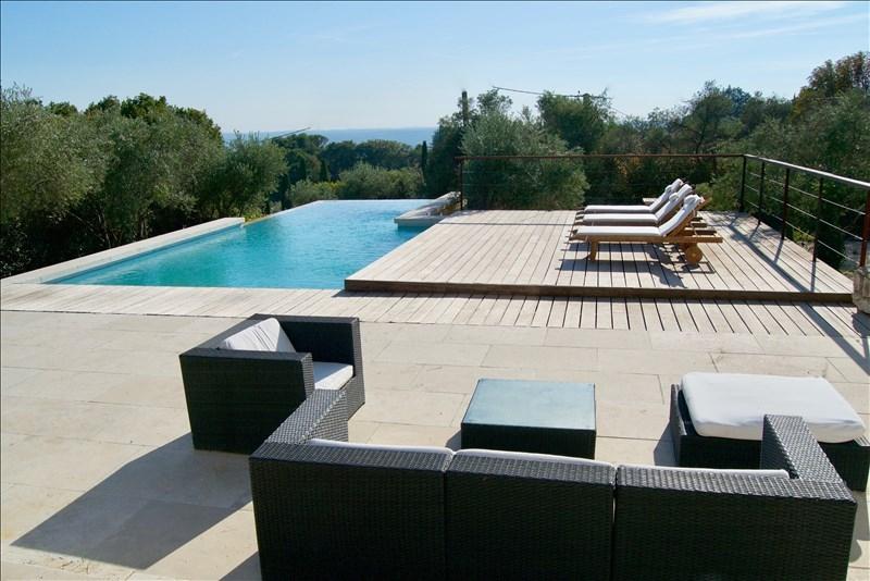 Figuière vous propose une belle villa contemporaine sur le quartier de Pey Blanc à Aix-en-Provence