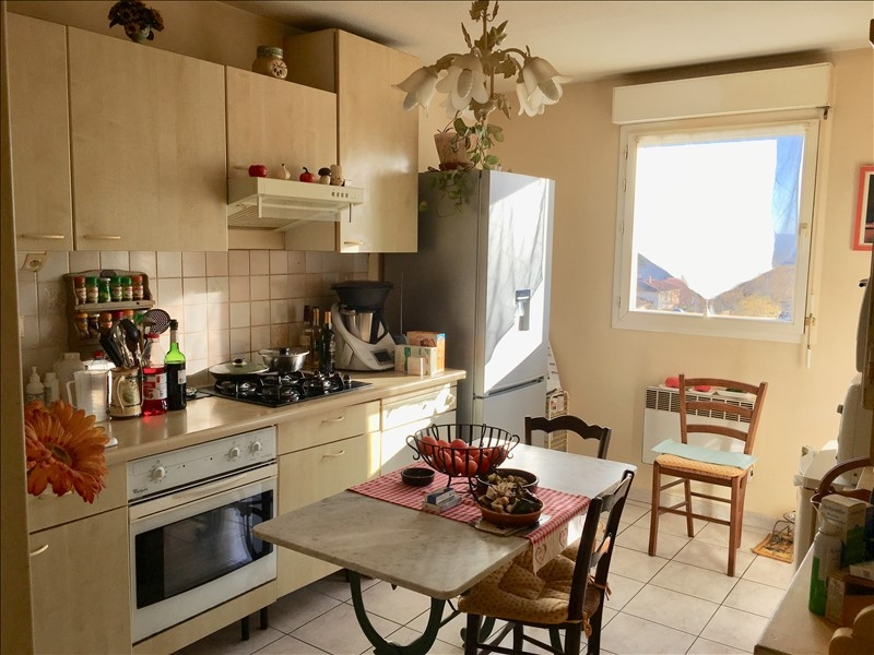 Aix en Provence T4 en duplex avec 2 terrasses et garage