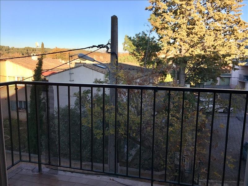 Aix en Provence les Milles T3 avec balcon et parking
