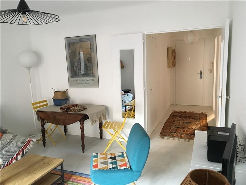 Aix en Provence  centre ville T2 meublé de 48.58m²