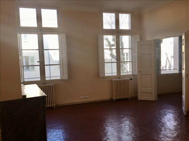 Aix en Provence Palais de justice appartement de charme atypique T4 de 134.95m²