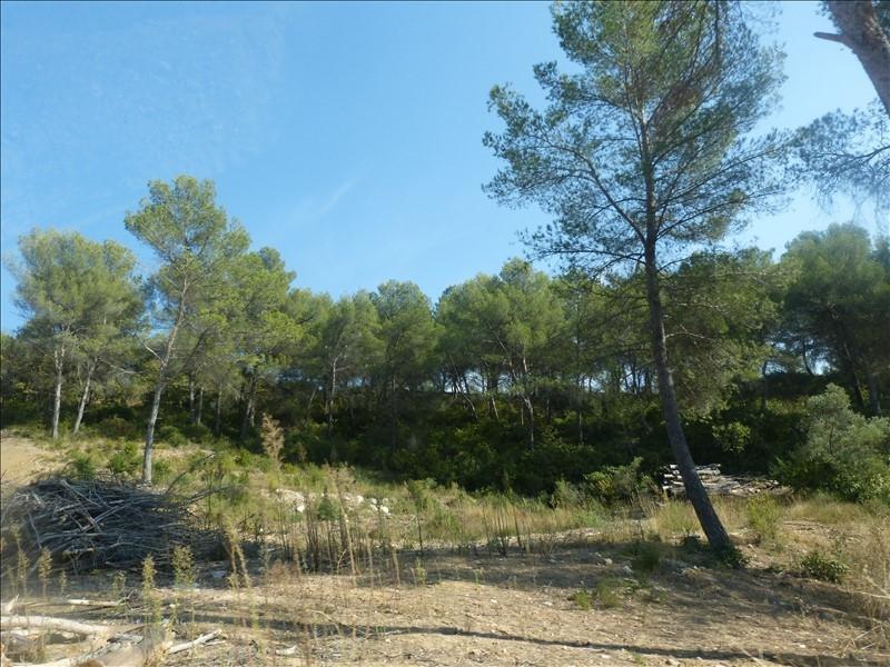 Aix-en-Provence secteur du Tholonet, vente de 4 Terrains constructibles et viabilisés