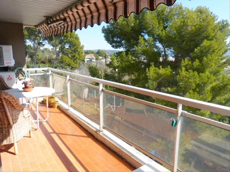 Aix secteur chemin Brunet, T4 avec balcon/terrasse, garage, parking et cave