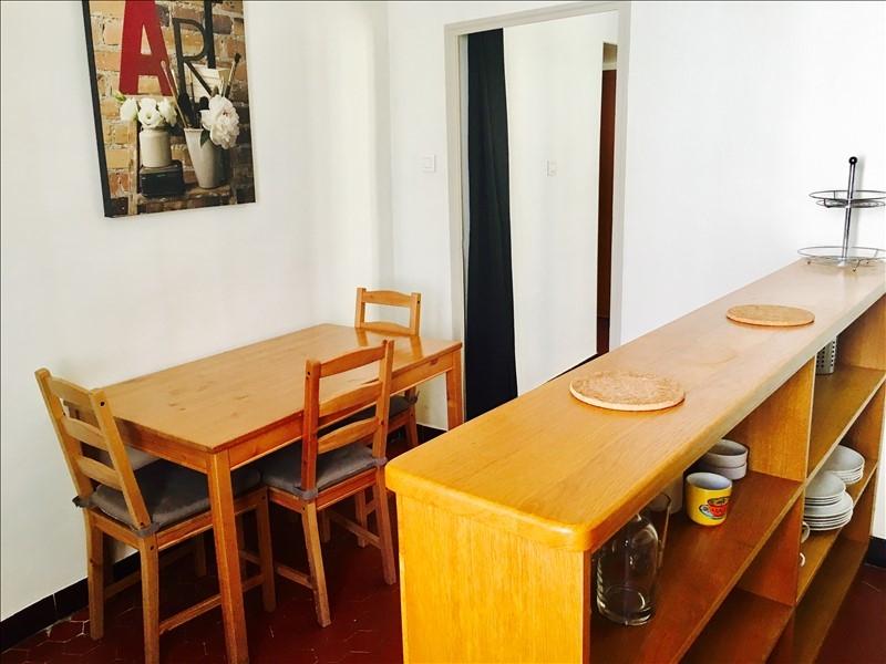 Aix en Provence centre ville Rotonde Mirabeau T1/2 meublé