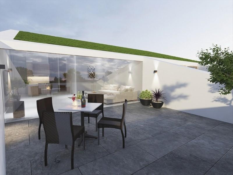 Un appartement de type 3 contemporain dans une résidence haut de gamme