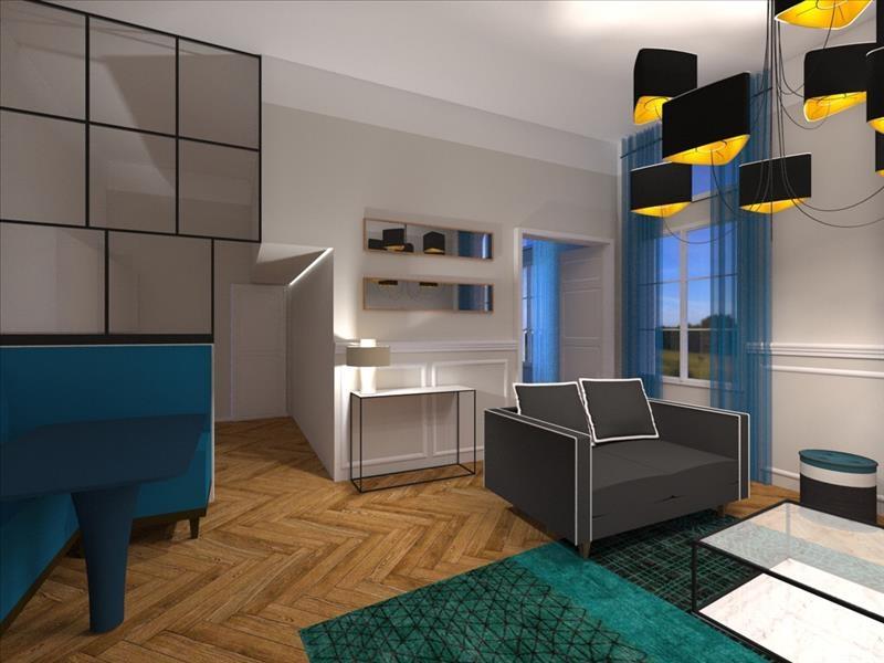 Appartement bourgeois en plein coeur historique d'Aix en provence