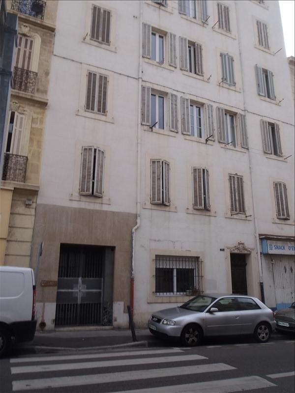 STUDIO T1 MARSEILLE 07 Rue D'ENDOUME