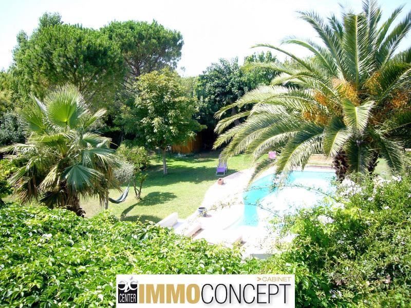 MAISON T4, piscine, terrain, proche centre ville 13450 Grans  GJ