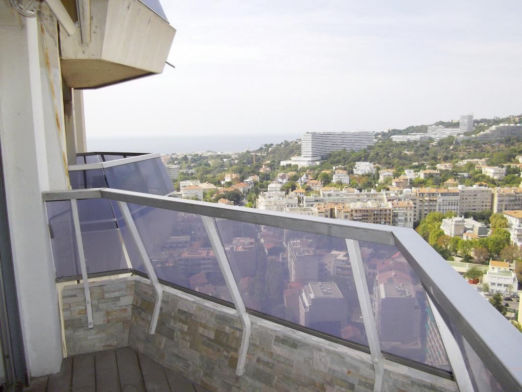 Appartement  T4 3/4 PIECES VUE MER BALCON PARKING 8EME MARSEILLE PRADO Marseille