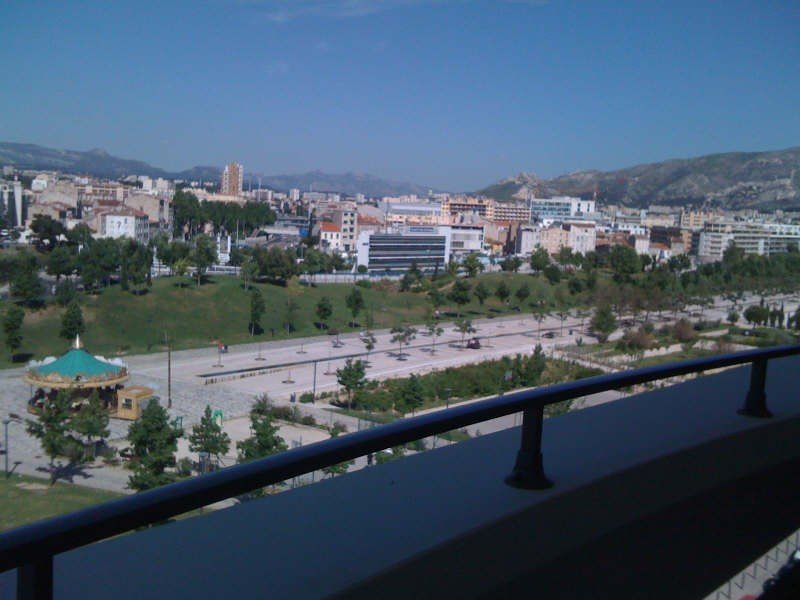 Appartement  T1 A   LOUER Marseille