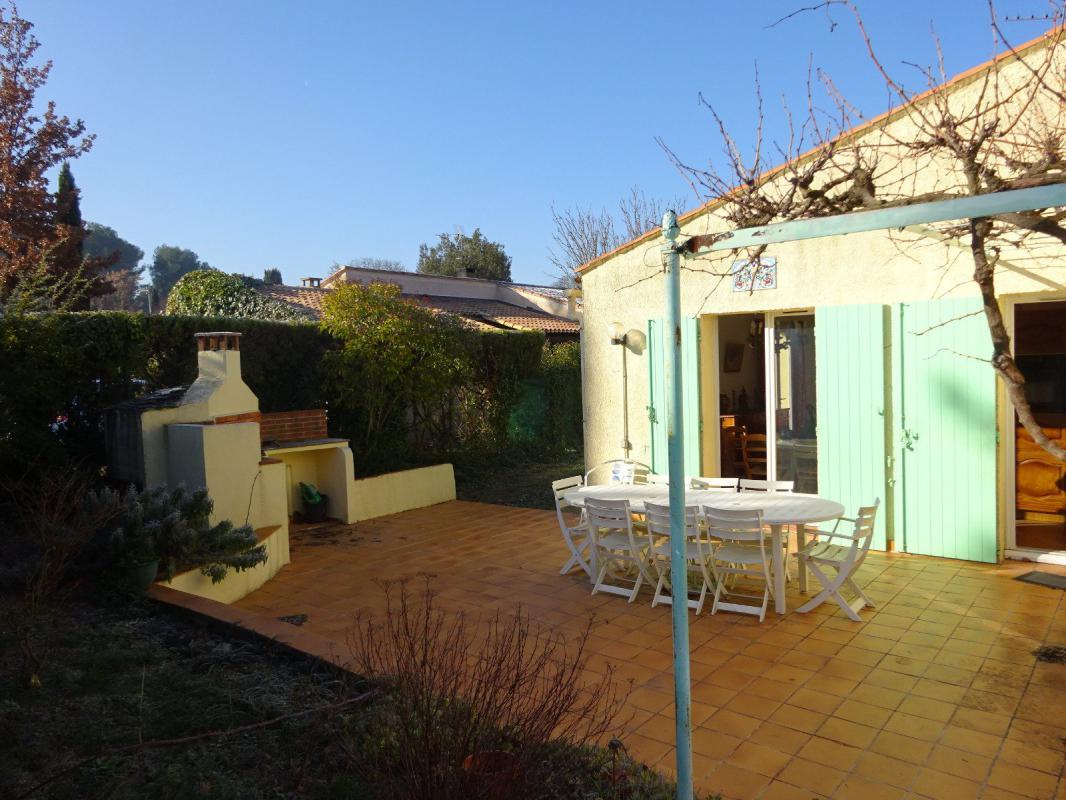Maison  T4 Bouc Bel Air, quartier de la bergerie villa type 4 sur 530 M Bouc Bel Air