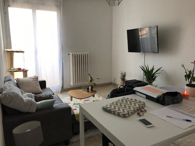 Appartement Type 2 de 35 m2