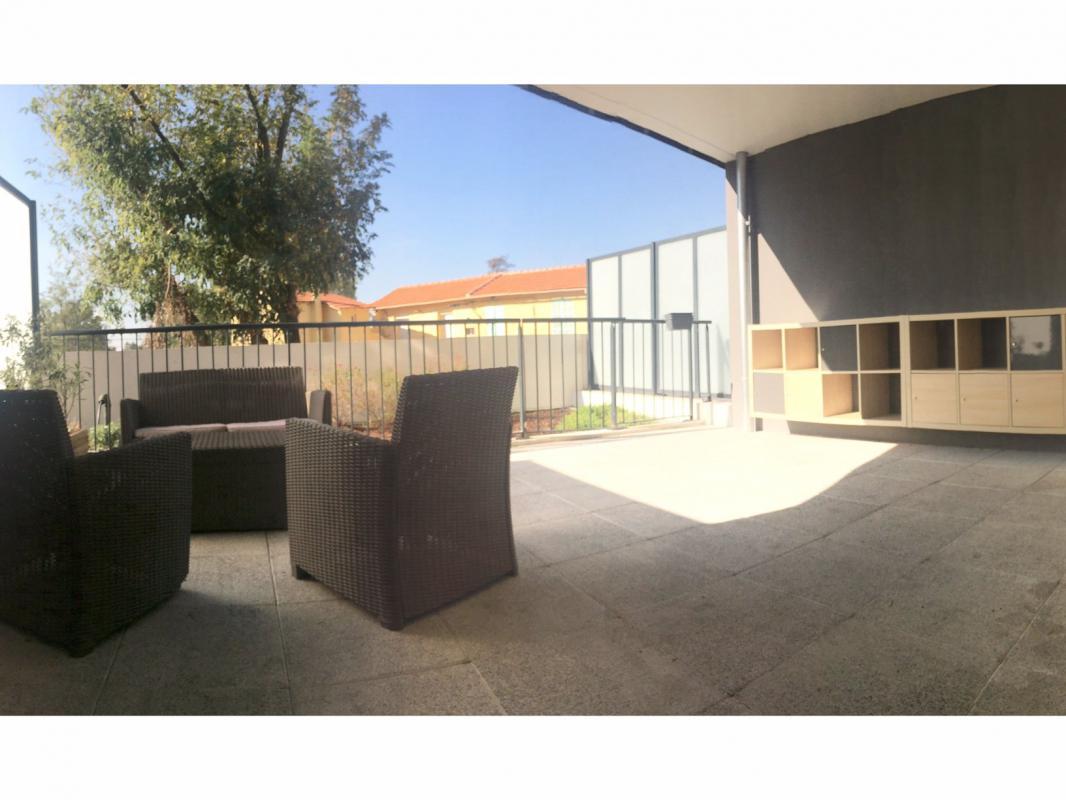 Appartement t3 t3 terrasse avec jardinet avec possibilit for Appartement marseille avec terrasse
