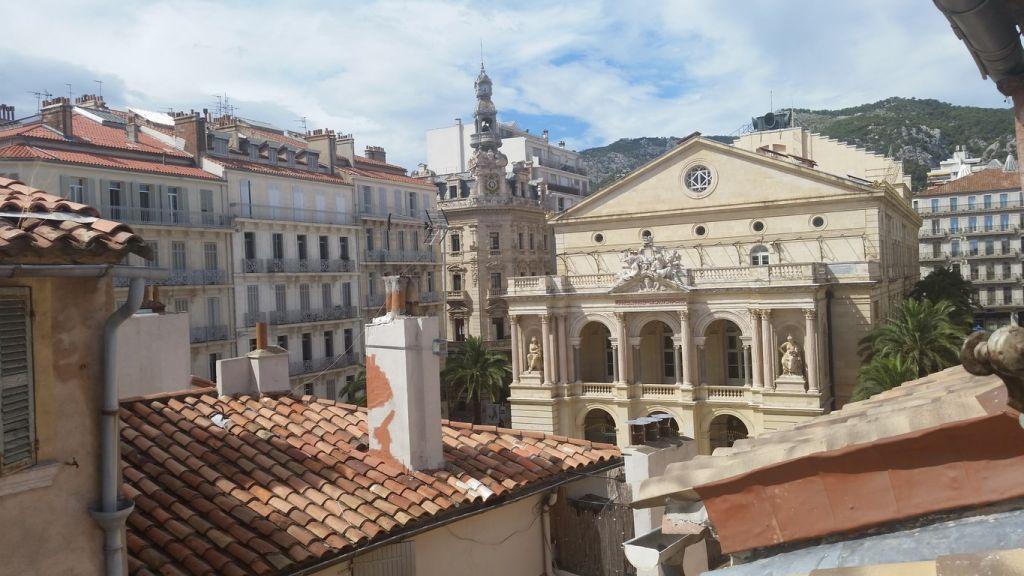 Appartement Toulon 1 pièce(s) 20 m2