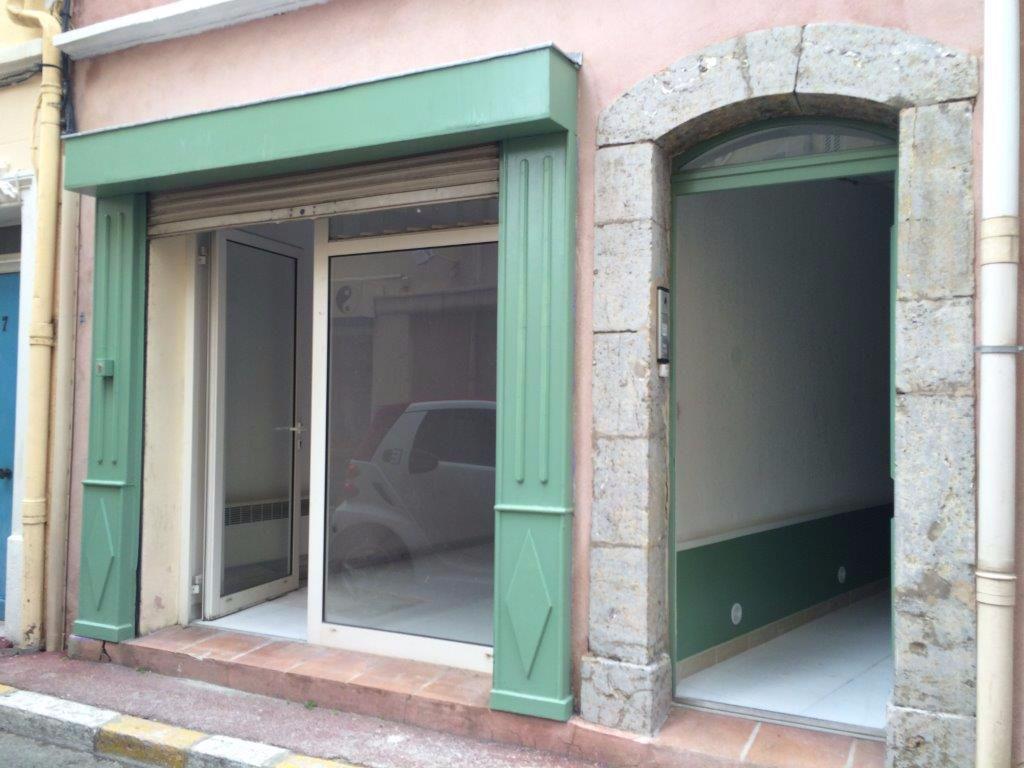 Location La Seyne Local 20m² rue Ramatuelle