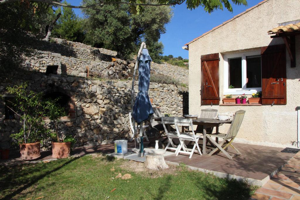 Villa Ollioules 6 pièce(s) 170 m2 - Vue mer  et très belle piscine
