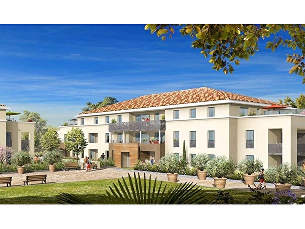 Six fours, appartement t4 + terrasse + stationnement Agence Orpi  Agence Ca