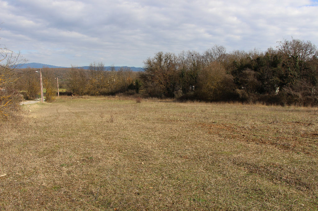 Terrain à bâtir Montmeyan 83670 - 800 m² plat - viabilités en bordure