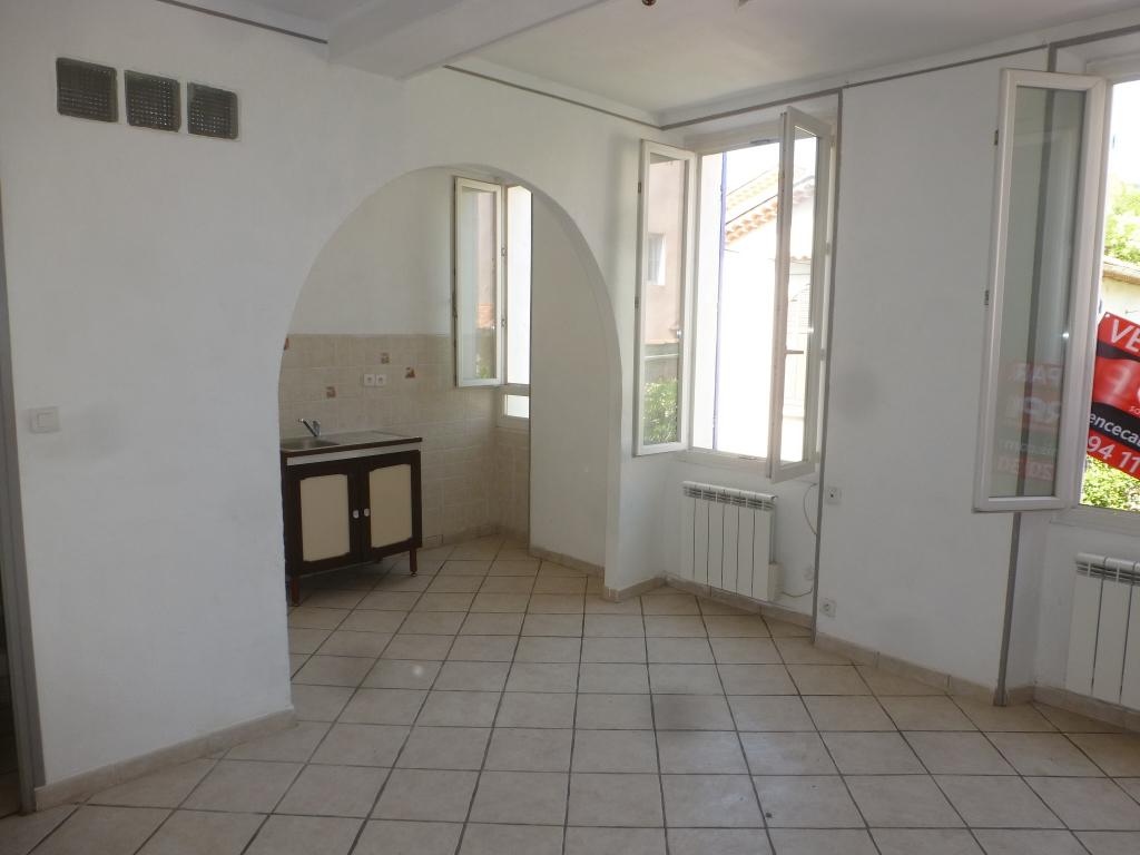 Appartement Ollioules 2 pièce(s) 37,56 m2 - Au calme et sans vis-à vis