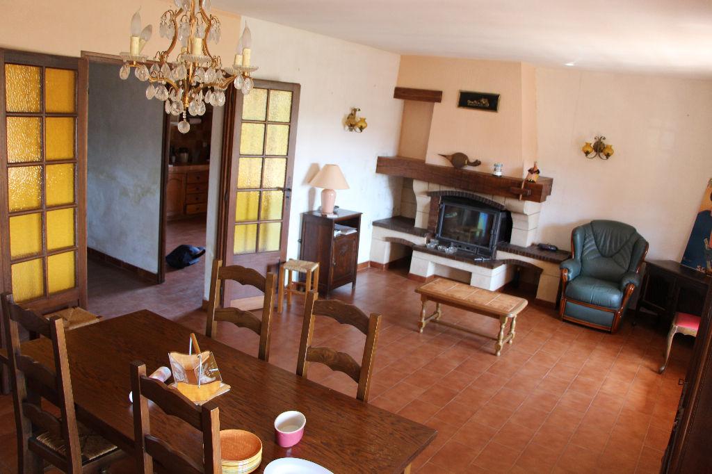 Villa Ollioules 5 pièces à rénover vue dégagée