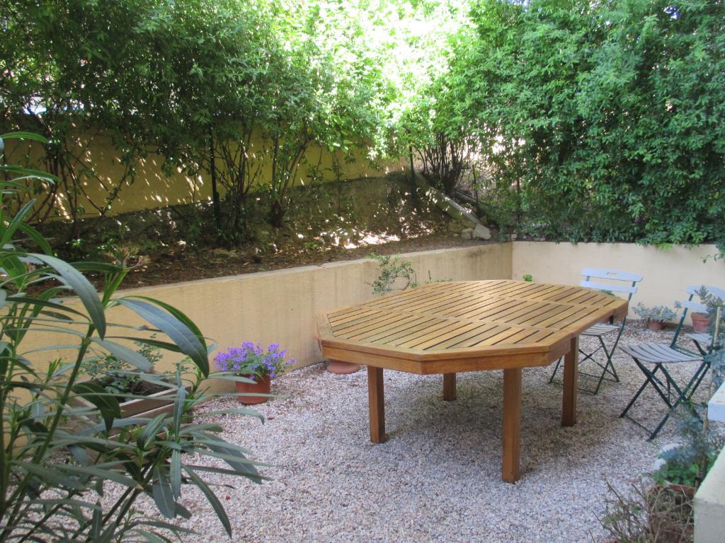 Appartement rez du jardin Type 3 Sanary sur Mer