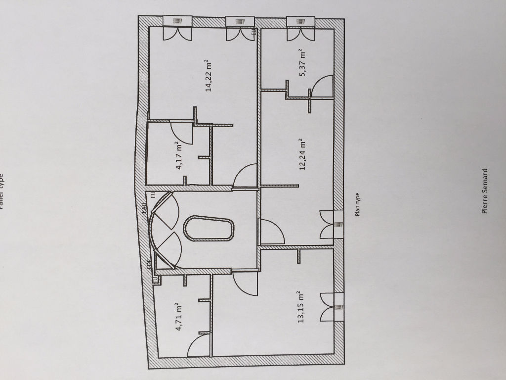 Immeuble Toulon 270 m²