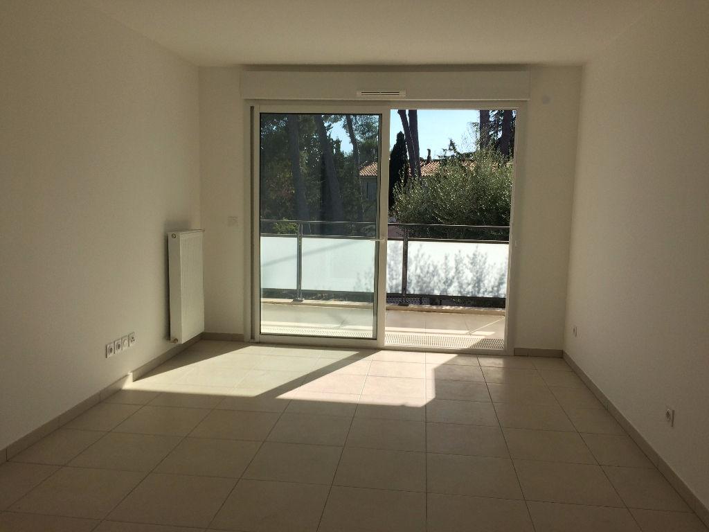 Toulon Ouest - Résidence neuve T2 de 40m² avec terrasse et garage